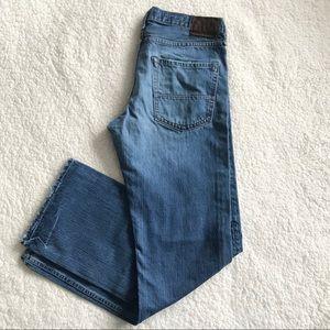 Ruehl No. 925 Mercer Low Rise Bootcut Jeans Denim